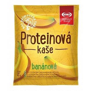 Kaše Proteinová banánová 65g