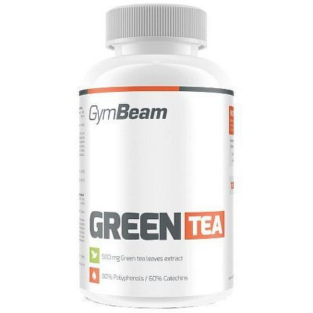 GymBeam Green Tea unflavored - 60 kaps