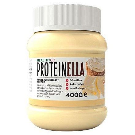 Proteinella 400 g bílá čokoláda