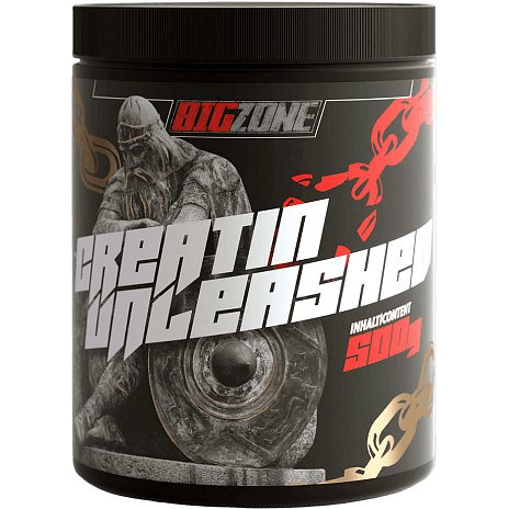 Big Zone Creatin Unleashed Creapure 500g