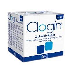 CLOGIN vaginální výplach 5 x 100 ml
