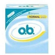 DH tampóny o.b. normal/8ks NEW