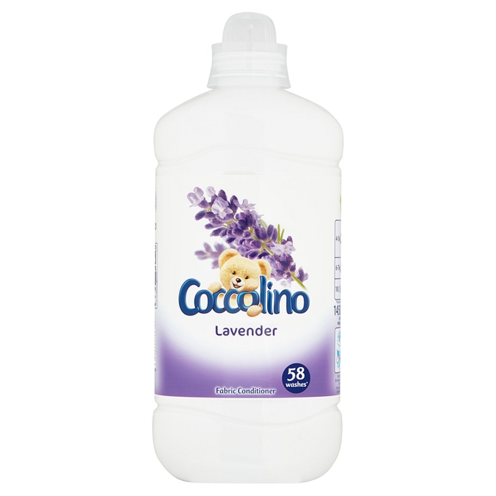 COCCOLINO Simplicity Lavender aviváž 58 dávek 1,45l