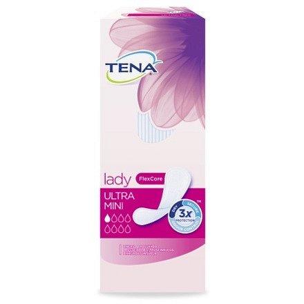 Inkontinenční vložky TENA Lady Ultra Mini 28ks