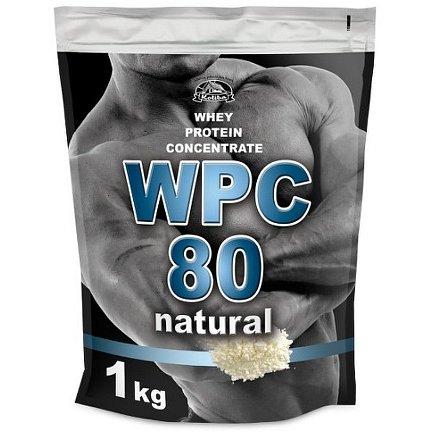 Koliba WPC 80 protein Natural 1000g