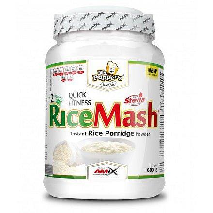 Amix Mr. Popper's RiceMash 600g Jahody&jogurt