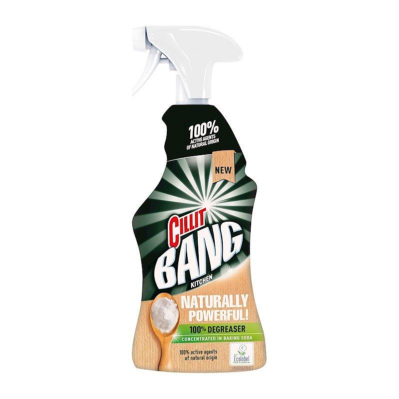CILLIT Bang Přirozeně účinný odmašťovač 750 ml