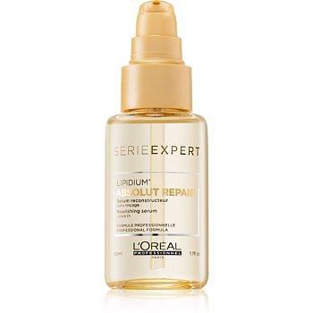 L'Oréal Professionnel Serie Expert Absolut Repair Lipidium regenerační sérum pro velmi poškozené vlasy  50 ml