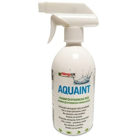 Aquaint čisticí voda 500 ml