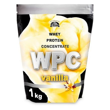 Koliba WPC 80 protein Vanilka 1000g