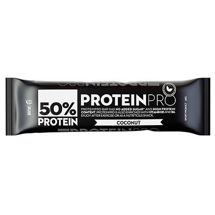 PROTEINPRO 50% Proteinová tyčinka kokos 45 g