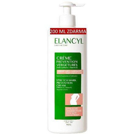 ELANCYL Krém- prevence strijí 300ml+200ml ZDARMA