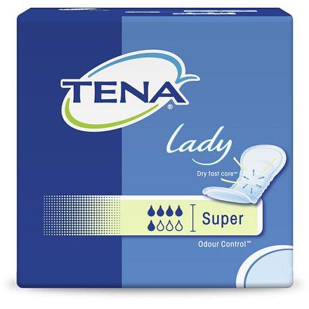 Inkontinenční vložky Tena Lady Super 30ks