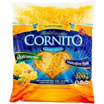 Cornito nudle tenké bezlepkové 200g
