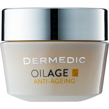 Dermedic Oilage regenerační noční krém pro obnovu hutnosti pleti  50 g