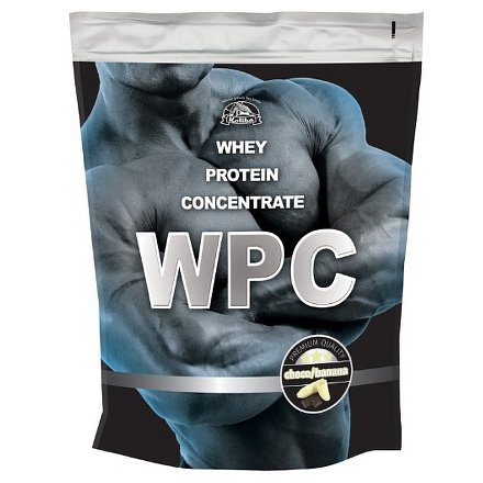 Koliba WPC 80 protein Chocolate/Banana 1000g