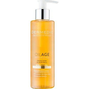 Dermedic Oilage olejový syndet na mytí obličeje  200 ml