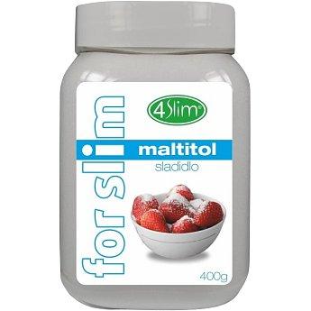 4slim Maltitol sladidlo 400g
