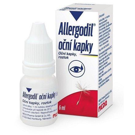 Allergodil oční kapky 0.05% 6ml