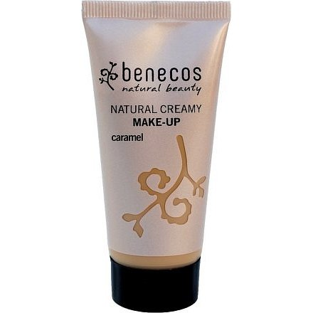 Benecos krémový make-up caramel BIO VEG 30ml