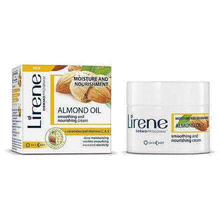 Lirene H&V Krém mandlový olej DEN/NOC 50ml