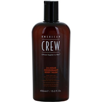 American Crew 24 Hour sprchový gel s deodoračním účinkem 24h  450 ml