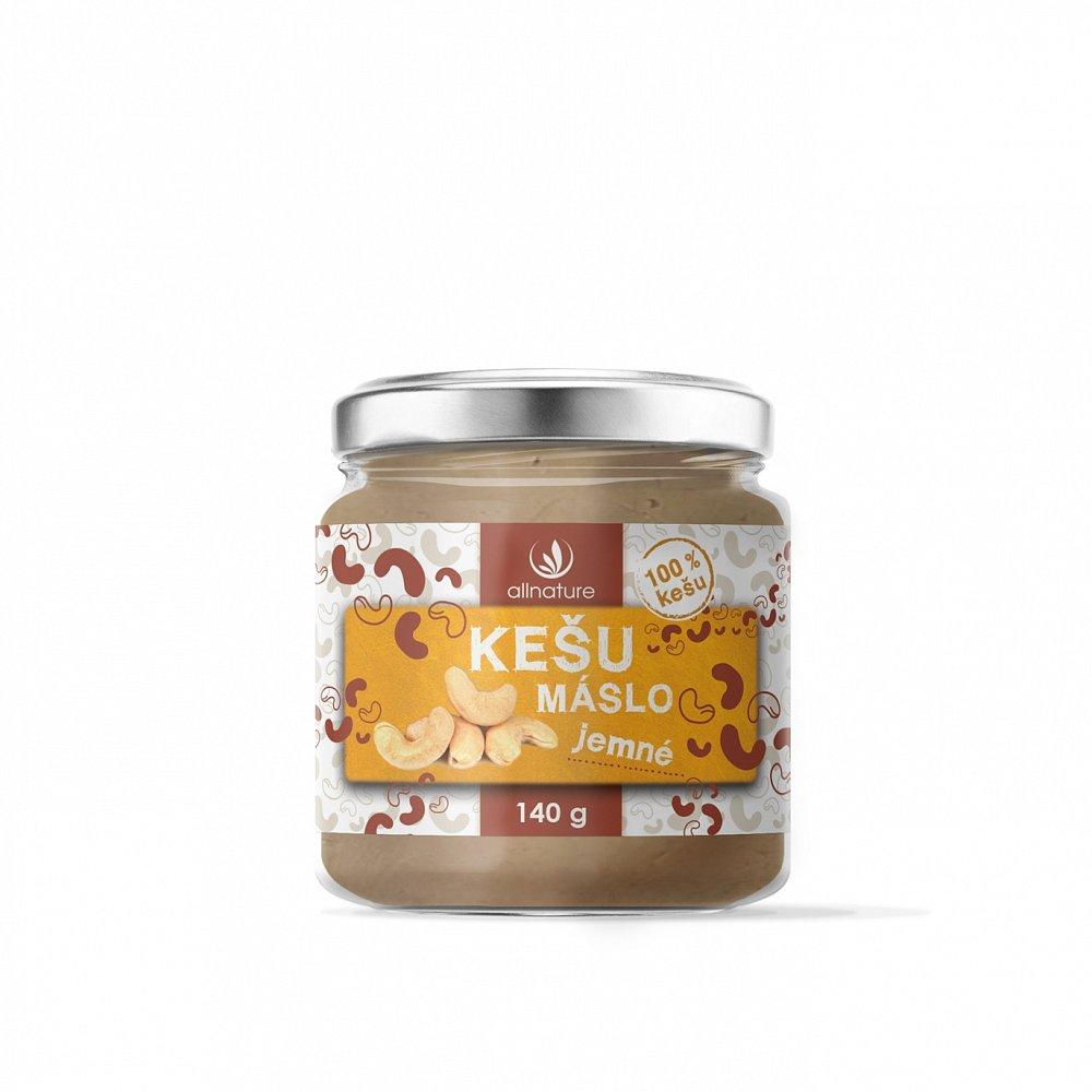 ALLNATURE Kešu máslo 140 g