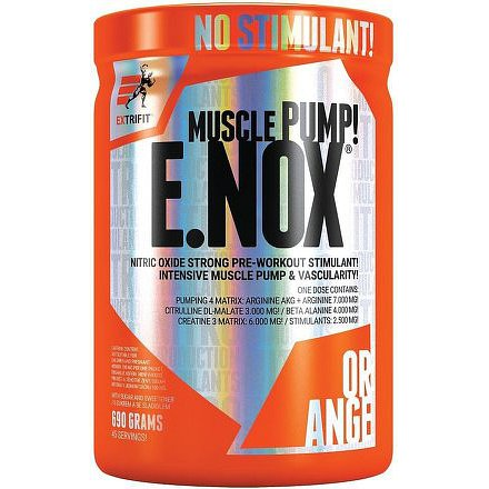 E.Nox Shock 690 g pomeranč