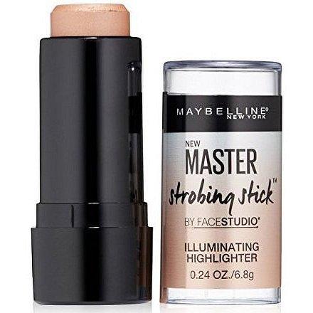 Maybelline Master Strobing Stick rozjasňovač v tyčince 02 medium nude glow 6,8g