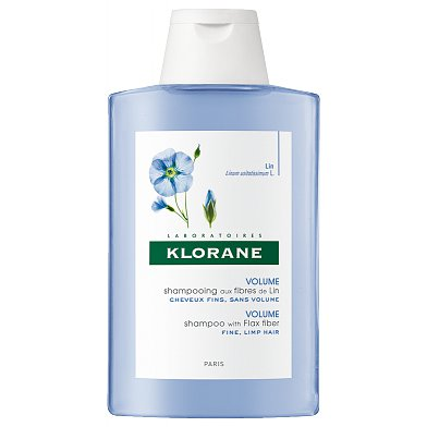 KLORANE Lin šampon pro jemné vlasy 400ml