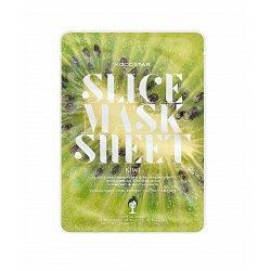Kocostar Slice mask sheet Kiwi revitalizační pleťová maska 20 ml