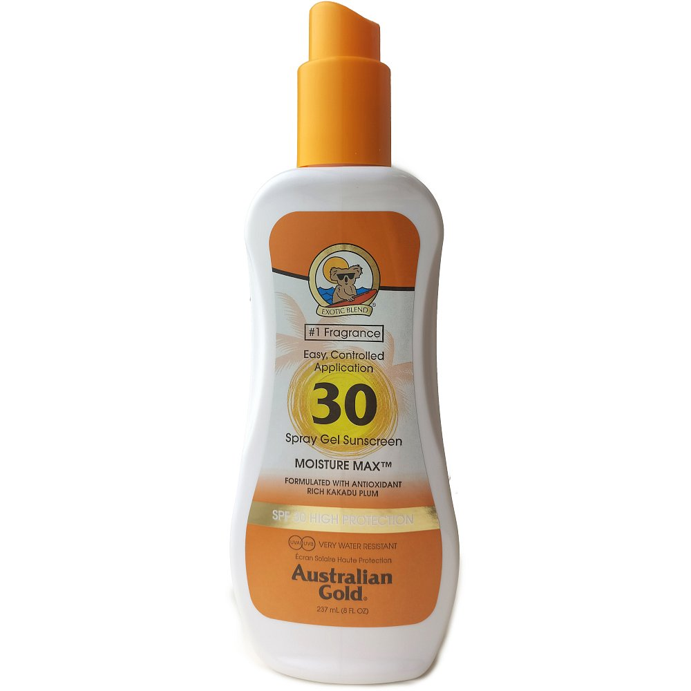 Australian Gold Lotion Clear SPF 30 237ml