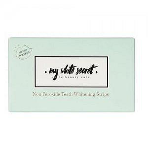 Bělící pásky na zuby 14ks -My white secret-