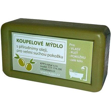 Kappus Koupelové mýdlo Oliva 150g