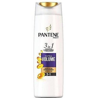 Pantene šampón 3v1 Extra Volume 360ml