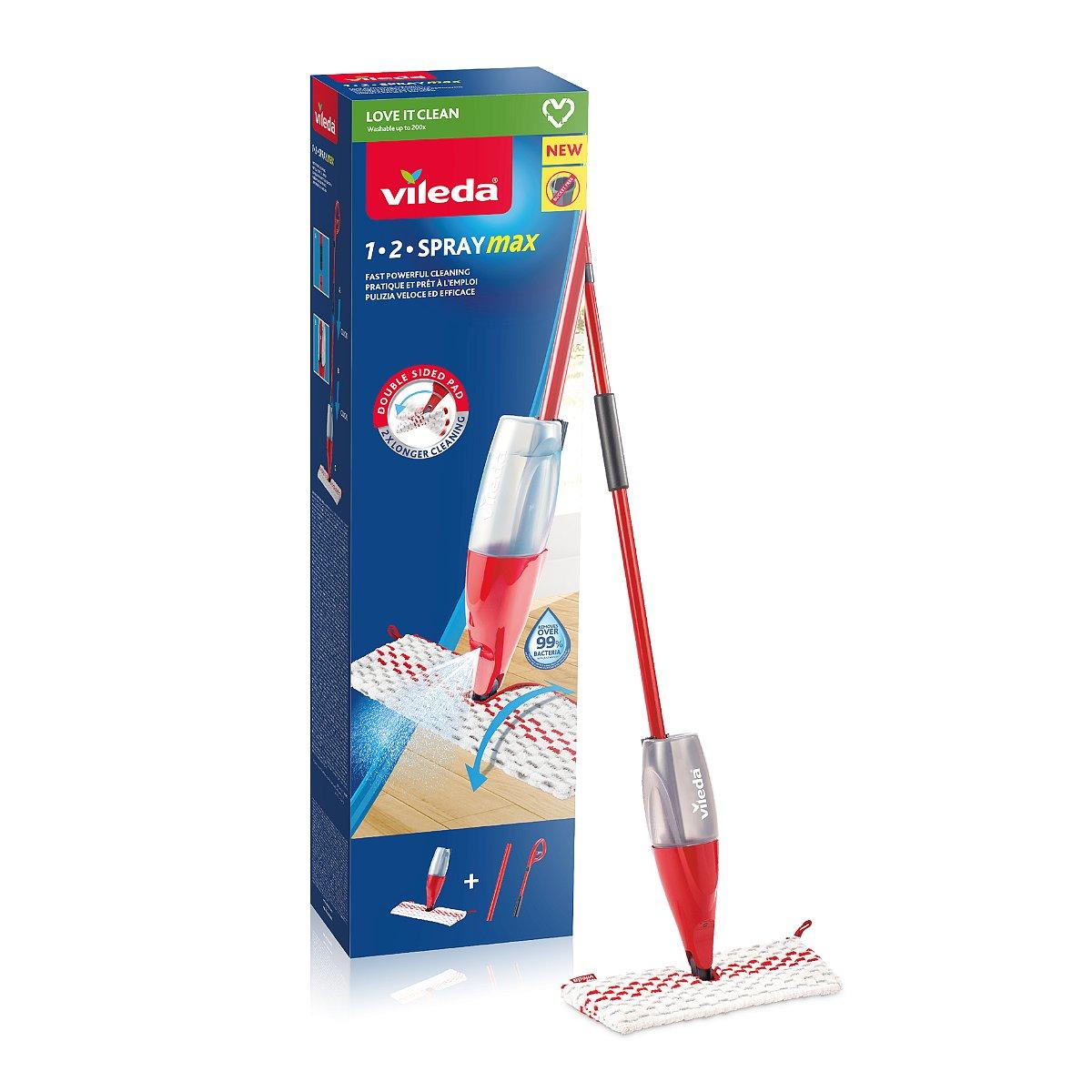 Vileda 1.2 Spray Max set mop