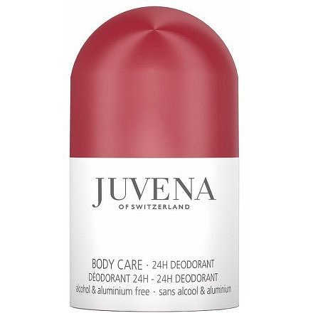 Juvena Body Care 24H deodorant roll-on 50 ml