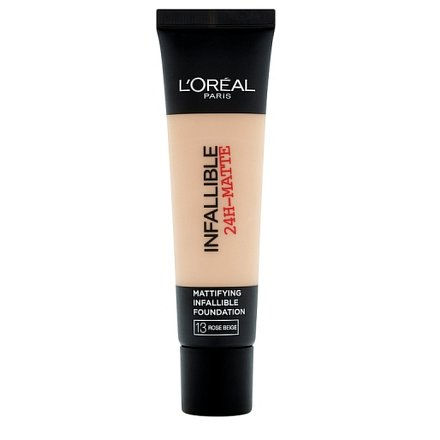 L'Oréal Paris Infaillble Matte krycí a matující make-up Rose Beige 13