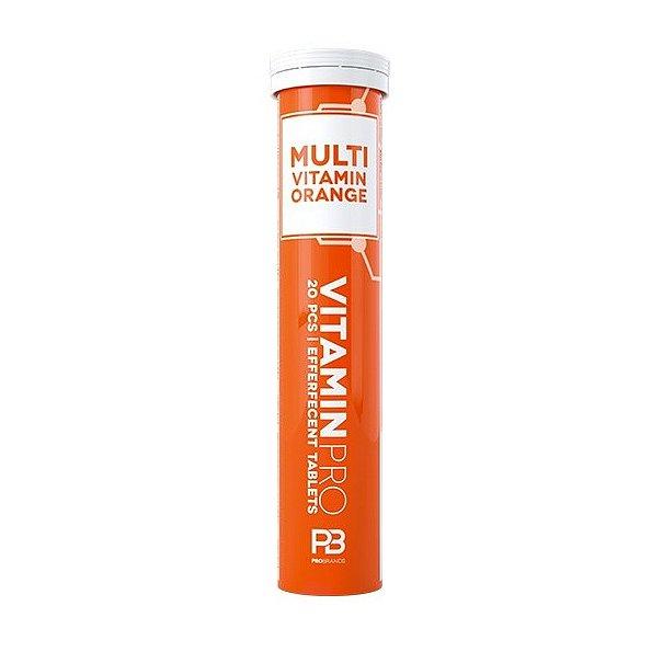 FCB Sweden VitaminPro Multivitamin 20 tablet