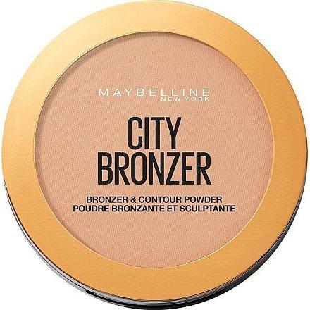 Maybelline City Bronzer konturovací pudr a bronzer 250 medium warm 8g