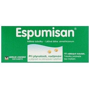 Espumisan perorální orální tobolky měkké 100 x 40 mg