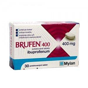 Brufen 400 tablety 30ks