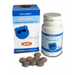 Woykoff Relaxis mini sýrová příchuť 60 tablet