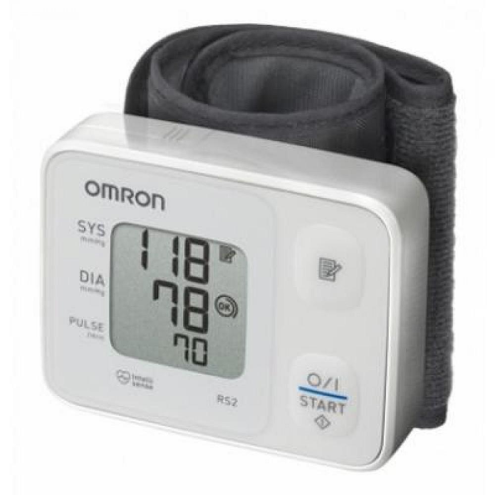 OMRON Tonometr digitální RS2 na zápěstí poškozený obal