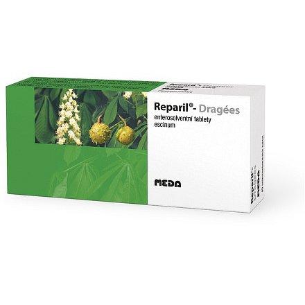 Reparil-Dragées tablety 40x20mg