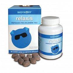 Woykoff Relaxis sýrová příchuť 60 tablet