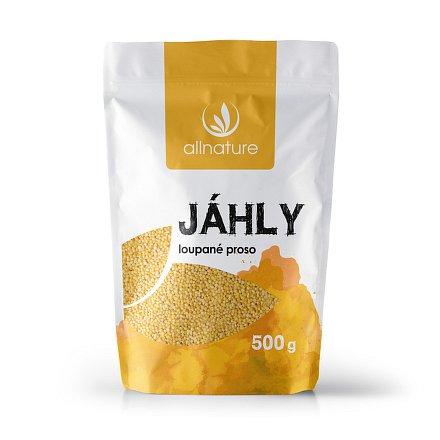 Allnature Jáhly 500 g