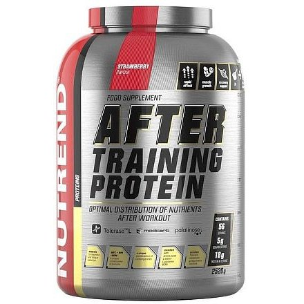 AFTER TRAINING PROTEIN, 2520 g, jahoda