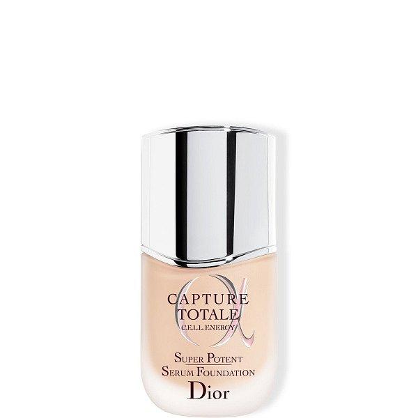 Dior Capture Totale Super Potent korekční sérum-podkladová báze proti stárnutí s ochranným faktorem SPF 20 PA++  1CR Cool Rosy