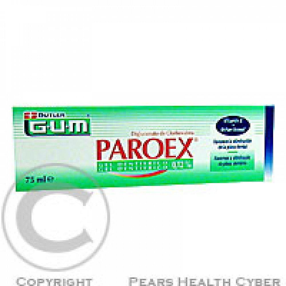 G.U.M z.gel Paroex vit.E+D-panth.75ml B1790, poškozený obal